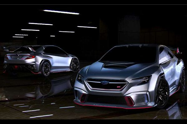 2021 Subaru Wrx Sti Horsepower Wagon Review Redesign