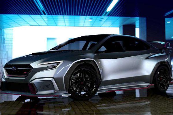 2021 Subaru Wrx Sti Interior Limited W Lip Automatic Spy Shots