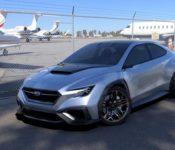 2021 Subaru Wrx Sti Mpg Mph Vin Base