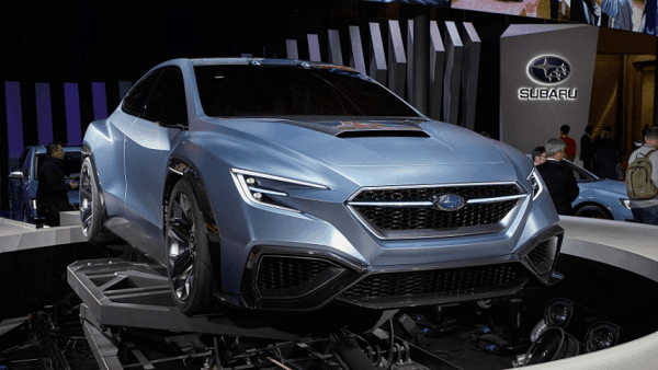 2021 Subaru Wrx Sti Rumors Release Date For Sale Hp