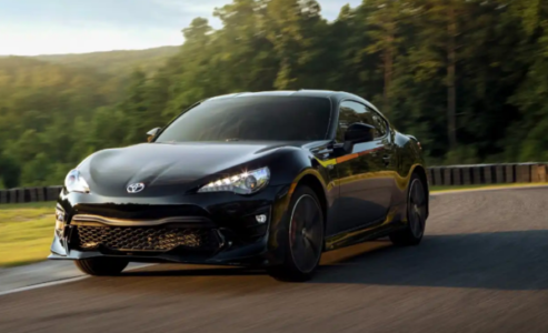 2021 Toyota 86 Limited Edition