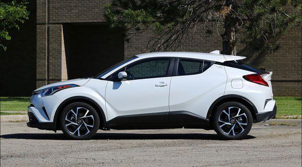 2021 Toyota C Hr Mpg