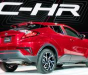 2021 Toyota C Hr Msrp