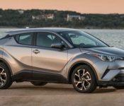 2021 Toyota C Hr Reviews Awd