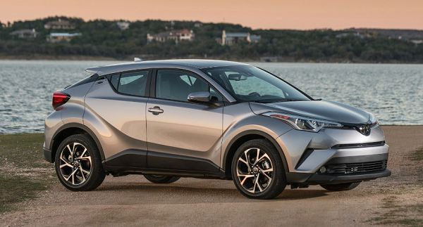 2021 Toyota C Hr Reviews Awd
