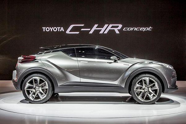 2021 Toyota C Hr Xle
