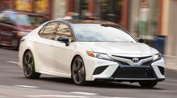 2021 Toyota Camry Xse V4
