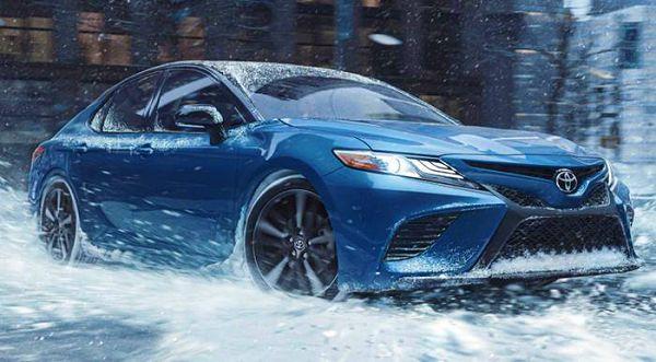 2021 Toyota Camry Facelift Rumors Youtube