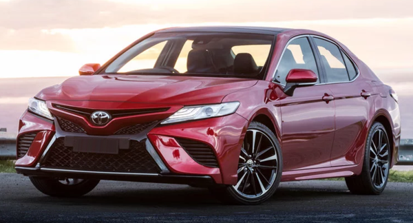 2021 Toyota Camry Gets All Wheel Drive Refresh Model