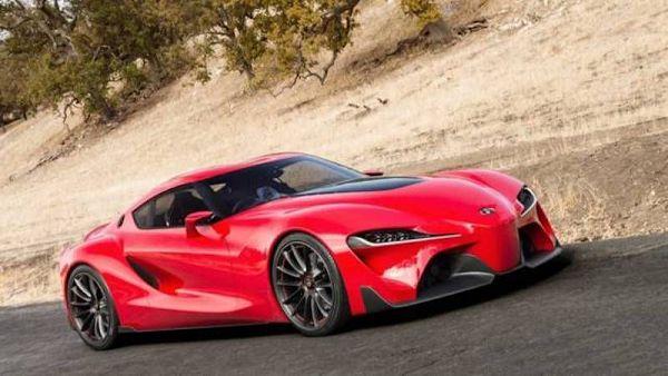 2021 Toyota Celica Supra Battery