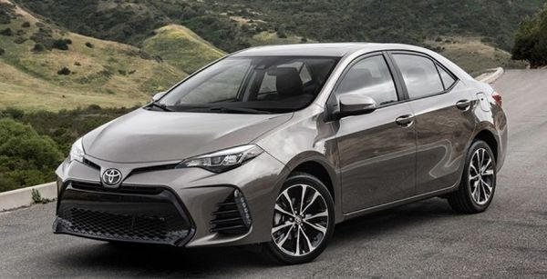 2021 Toyota Corolla Altis Xrs Coupe Photos