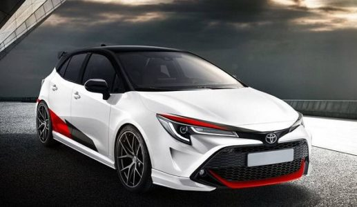 2021 Toyota Corolla Trd Gr Cross Turbo Xle