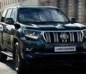 2021 Toyota Land Cruiser Diesel Spy Price Photos