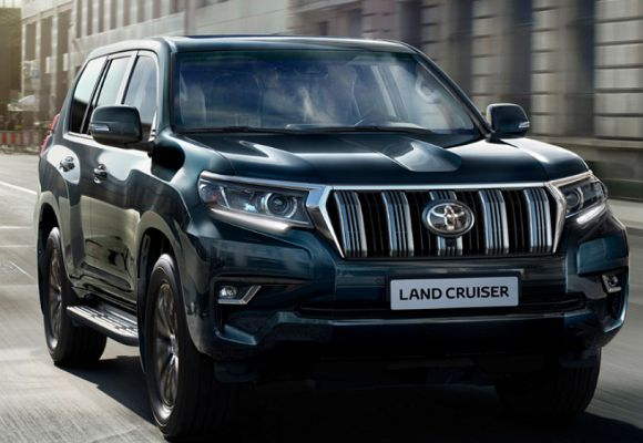 2021 Toyota Land Cruiser Diesel Spy Price Photos