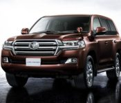 2021 Toyota Land Cruiser Usa 300 Photo Prado Hybrid