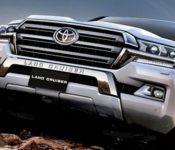 2021 Toyota Land Cruiser V8 Pickup All New Prado New Model