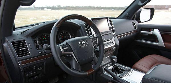 2021 Toyota Land Cruiser V8 Truck Msrp Gxr