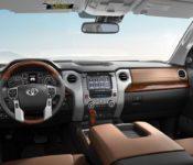 2021 Toyota Tundra 1794 Edition Interior