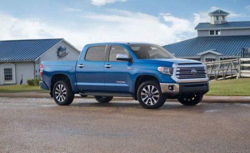 2021 Toyota Tundra Diesel Exterior