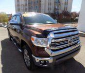 2021 Toyota Tundra Platinum Exterior