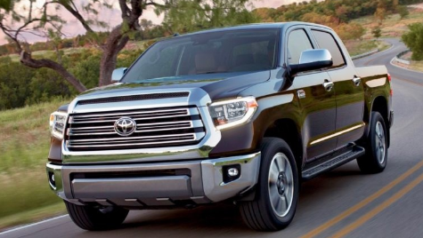 2021 Toyota Tundra News Pics Debut Truck Rumors Spy Pictures