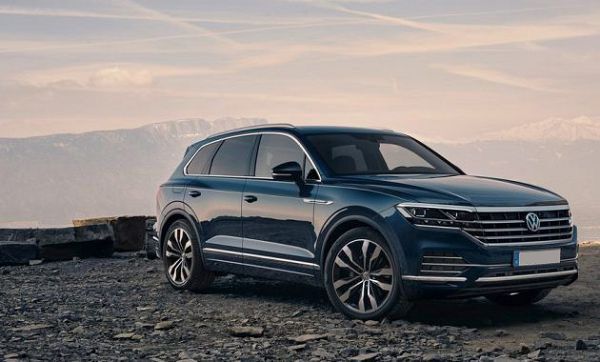 2021 Volkswagen Touareg Google Youtube