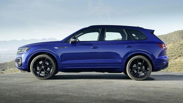 2021 Volkswagen Touareg For Sale