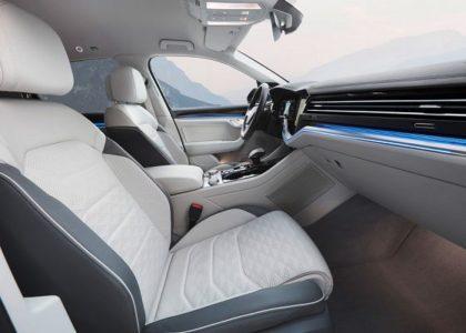 2021 Volkswagen Touareg Review Diesel