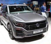 2021 Volkswagen Touareg Specs Hybrid