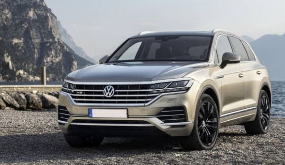 2021 Volkswagen Touareg Tdi For Sale