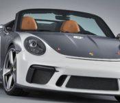 Porsche 911 Speedster Gt2 Rs