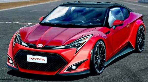 Toyota Celica 2020 Exterior