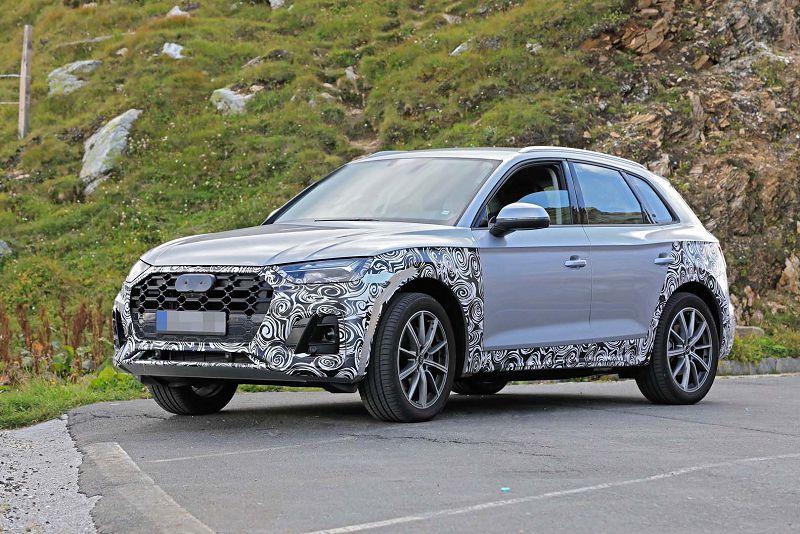 2021 Audi Q5 Interior Review Price Colors