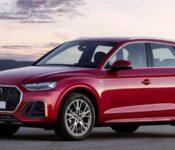 2021 Audi Q5 Modelljahr Nuova Nuevo Neuer