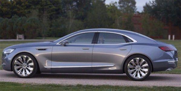 2021 Buick Grand National All Wheel Drive Arp Custom