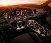 2021 Dodge Challenger Srt Hellcat Interior
