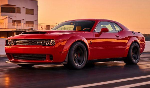 2021 Dodge Challenger Srt Hellcat Auction Australia Acceleration Accessories