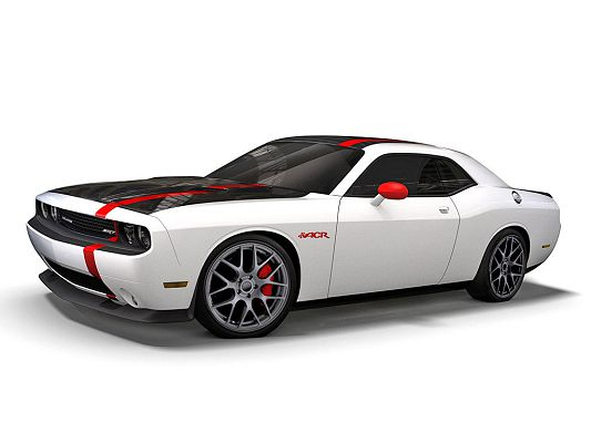 2021 Dodge Challenger Srt Hellcat Body Kit Black Build Wallpaper