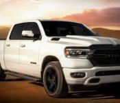 2021 Dodge Ram 1500 Truck Tow
