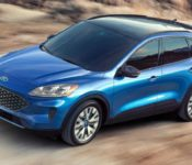 2021 Ford Escape Changes Exterior Colombia Dimensions