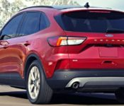 2021 Ford Escape Release Date Electric Plug Transmission