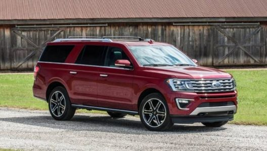 2021 Ford Expedition Diesel