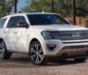 2021 Ford Explorer Platinum Exterior