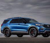 2021 Ford Explorer Sport