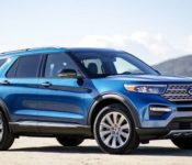 2021 Ford Explorer Hybrid Interior Rs Appearance