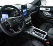 2021 Ford Explorer St Sport Platinum Xlt Updates
