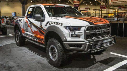 2021 Ford F 150 Svt Raptor