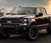 2021 Ford F 150 Svt Raptor Monster Truck Fuel Consumption