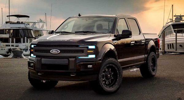 2021 Ford F 150 Svt Raptor Monster Truck Fuel Consumption