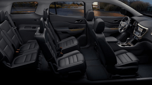 2021 Gmc Acadia Price Changes Colors Dimensions